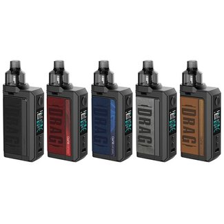 VooPoo VooPoo Drag Max 177W Kit with PnP Pod Sub Ohm Tank