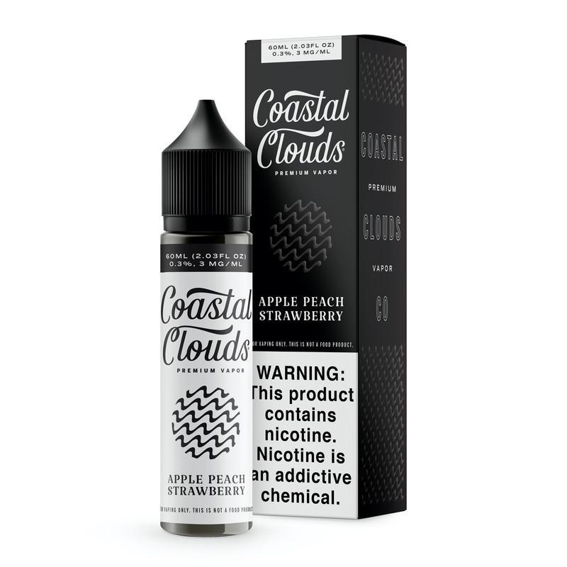 60 ml Bottle - Pro Clouds Vapor