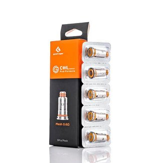 GeekVape GeekVape Aegis Pod G .60 ohm 5 Pack Replacement Coils