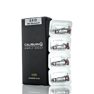 Uwell Uwell Caliburn G .80 ohm 4 Pack Replacement Coils