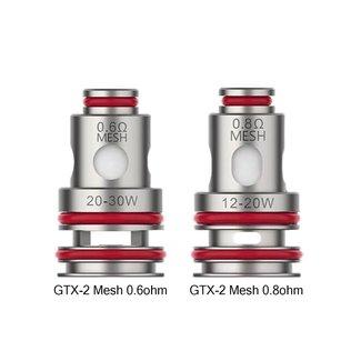 Vaporesso Vaporesso GTX-2 Mesh 5 Pack Replacement Coils -