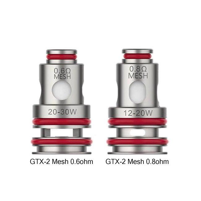 Vaporesso GTX-2 Mesh 5 Pack Replacement Coils -