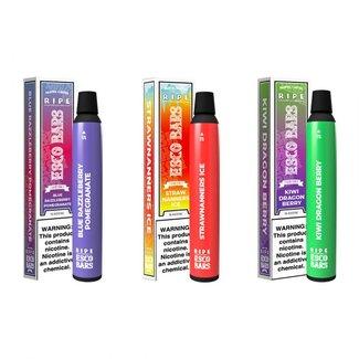 Pastel Cartel Ripe Collection Esco Bars 2500 Puff 6 ml Salt Nic Mesh Coil Disposable -