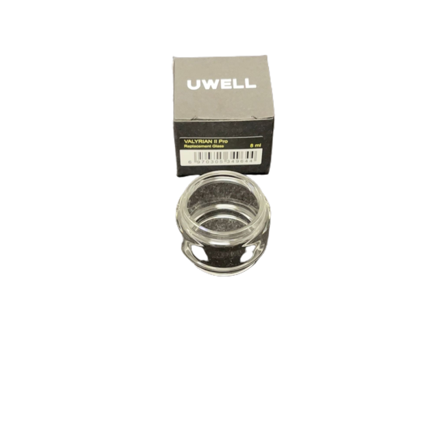Uwell Valyrian 2 Pro Replacement Glass (8ml)