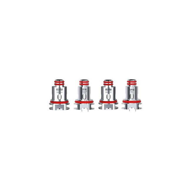 RPM 4 LP2 Replacement Coils 5 Pack -