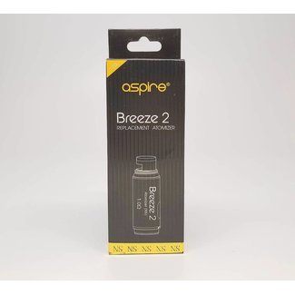 Aspire Aspire Breeze Aio 5 Pack Replacement Coils