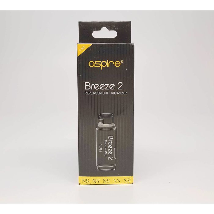Aspire Breeze Aio 5 Pack Replacement Coils