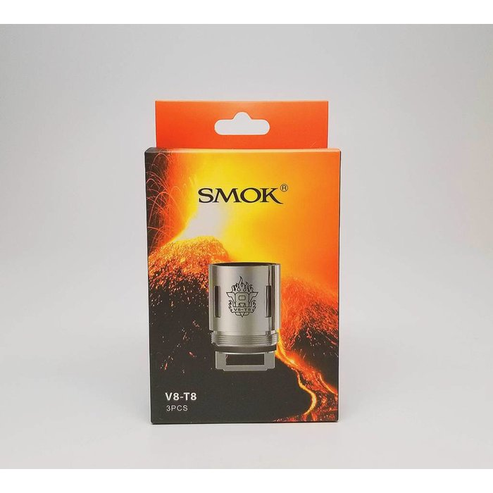 Smok Tfv8 Cloud Beast 3 Pack Replacement Coils