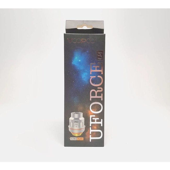 VooPoo Uforce 5 Pack Replacement Coils