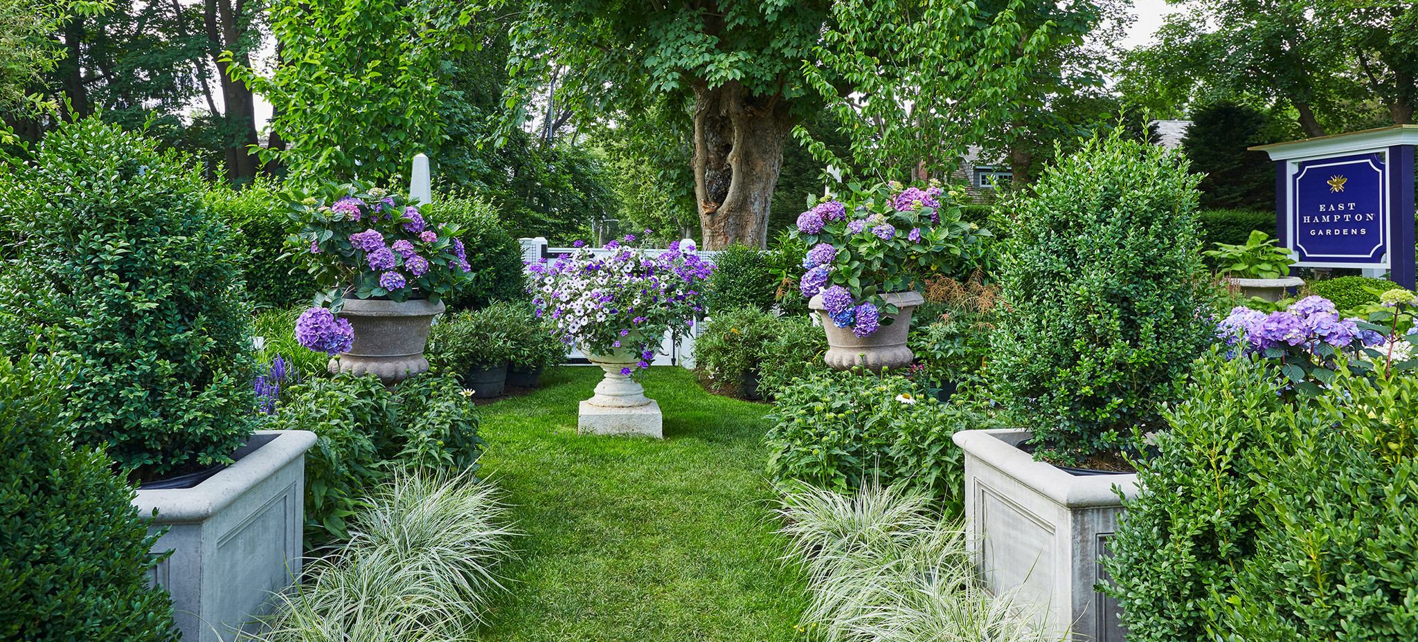 About East Hampton Gardens