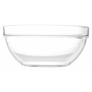 Winco Winco TDSF-4-GLS Glass Bowl for TDSF-4