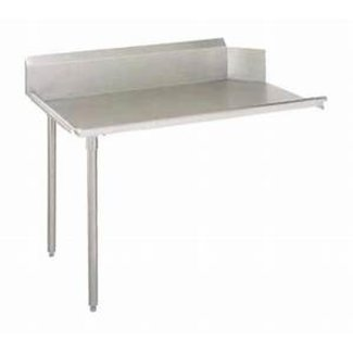 "John Boos Dishtable Clean Straight 36"" EDTC8-S30-L36-X"