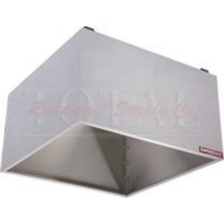 Captive Aire Captive-Aire Type 2 Hood - 4824VHB-G - 4FT  0""