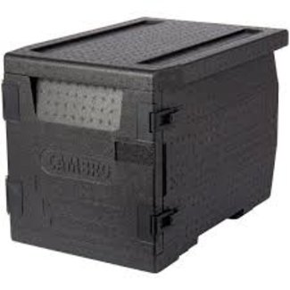 Cambro Cam GoBox® Insulated Food Pan Carrier,63.4 qt- EPP300110