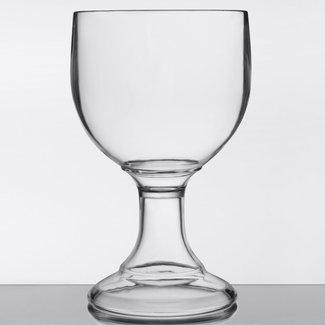 Plastic Glassware - Schooner Glass, Infinium® 92422