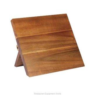 "Mercer Culinary Magnetic Board, 9-1/2""W x 3/4""D"" x 8-5/8""H, acacia"