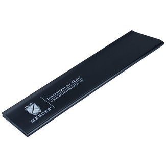 """Mercer Culinary Mercer Cutlery M33112P Knife Guard, 10"""" x 2"""", (for 9""""-10"""" bread/chef knives), polypropylene, black"""
