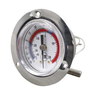 Thermometer Flange Mount 6142-24