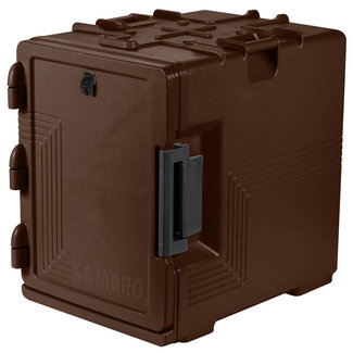 Cambro Camcarrier® Ultra Pan Carrier® Dark Brown 400 series UPCS400131