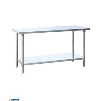 Atosa USA MRTW-3048 Work Table w/ Undershelf