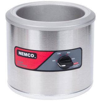 Nemco 7 Quart Round Warmer 6100A