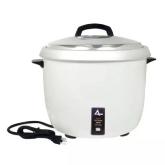 Admiral Craft Rice Cooker Electric 30 Cups cook/hold feature - RC-0030