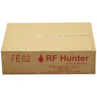 "RF Hunter Filter Envelopes, 14"" x 15-1/2"" fits RF HUNTER (100/case) FE02"