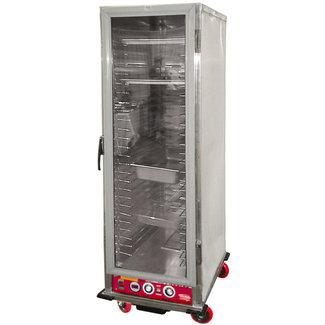 Winholt Non-Insulated Universal Runner Heater Proofer Cabinet - NHPL-1825-UNC