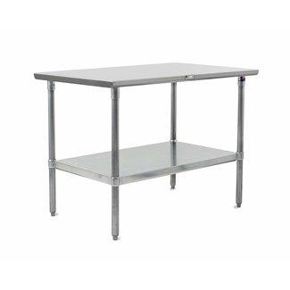 John Boos Work table 18x30 EFT8-3018-X