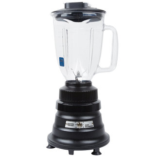 Waring Commercial Waring BB155 Bar Blender 3/4 HP 2-Speed with 44 oz. BPA-Free Copolyester Container