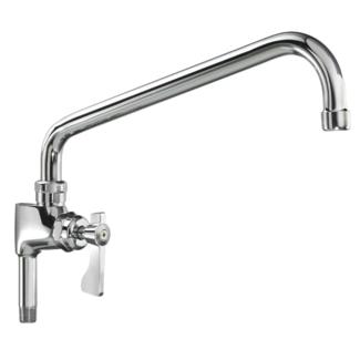 "Krowne Metal 21-139L - Add-On Faucet with 12"" Spout, Low Lead"