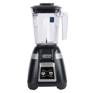 "Waring Commercial Waring BB300 ""BLADE"" 1HP Bar Blender 2-Speed/PULSE w/ Toggle Switch Controls and 48 oz. Container"