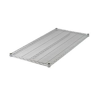 "Winco VC-2460 Wire Shelf, Chrome Plated, 24"" x 60"""