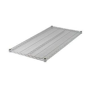 "Winco VC-2448 Wire Shelf, Chrome Plated, 24"" x 48"""