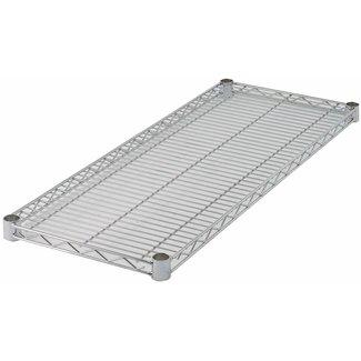 Winco Winco VC-1842 Wire Shelf, Chrome Plated, 18'' x 42''