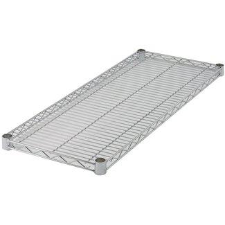 Winco Winco VC-1830 Wire Shelf, Chrome Plated, 18'' x 30''