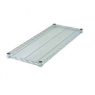 Winco Winco VC-1472 Wire Shelf, Chrome Plated, 14'' x 72''