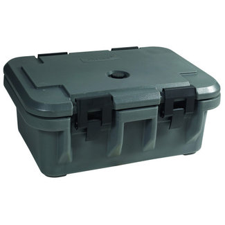 Winco Food Pan Carrier, Insulated, 6'' Food Pans