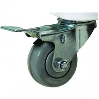 Winco Winco IB-C3B Brake Caster for IB-21 & IB-27