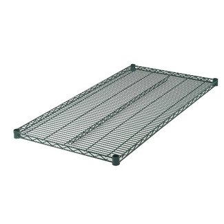 Winco Winco VEX-1424 Wire Shelf, Epoxy Coated, 14'' x 24''