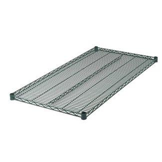 Winco Winco VEX-1424 Wire Shelf, Epoxy Coated, 14'' x 24''
