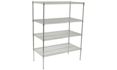 Dry Storage Wire Shelving