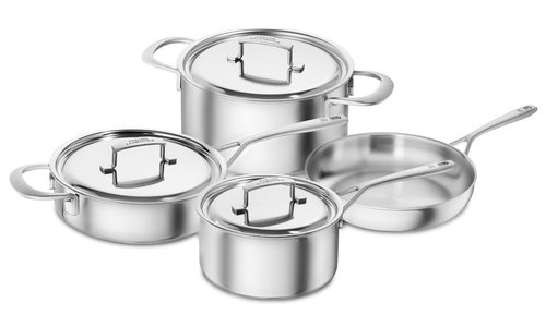 INDUSTRY 5-PLY STAINLESS STEEL COOKWARE