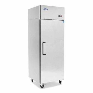 Atosa USA Atosa USA MBF8004GR Top Mount (1) Door Refrigerator Dimensions: 28.7 W  * 33.3 D * 82.9 H