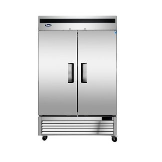 Atosa USA Atosa USA MBF8507GR Bottom Mount (2) Door Refrigerator Dimensions: 54.4 W * 31.5 D * 83.2 H
