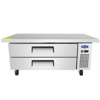 Atosa USA Atosa USA MGF8452GR 60'' Extended Top Chef Base with 52'' Cabinet Dimensions: 60.5 W * 32.1 D * 26.6 H