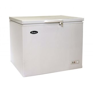 Atosa USA Atosa USA MWF9010GR Solid Top Chest Freezer-10 Cu.Ft