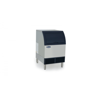 Atosa USA Atosa YR280-AP-161 Ice Maker with Bin, 283lb/24hrs, 88lb storage capacity,cube-style, air-cooled
