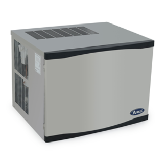 Atosa USA Atosa USA YR450-AP-161 460 lb/24hr Modular Ice Maker, Cube-style Head Unit Only w/3M Water Filtration System & Cartridge Standard (ICE120-S) (No Ice Bin)