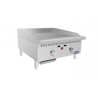Atosa USA ATOSA ATTG-24 HD 24'' Thermo-Griddle with Total 50,000 BTU